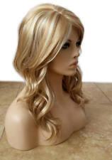 Forever Young Vintage Vixen Wig (Color 24B/613 Blonde) Wavy Layered Alopecia