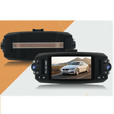 HD 2.7'' Dual Lens Car DVR Camera G-sensor Loop Video Motion Detection Dash Cam