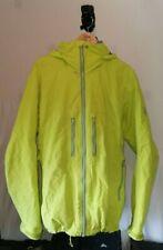Burton Ak Jacket Men's Snowboard Jacket Goretex GTX Ski Jacket Winter Lime green