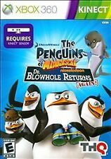 Xbox 360 : Kinect Penguins of Madagascar: Dr. Blowhole Returns Again! VideoGames