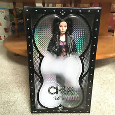 Barbie Doll as Cher Turn Back Time Bob Mackie Black Label 2007