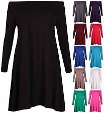 Boat Neck Long Sleeve Tunics, Kaftans for Women