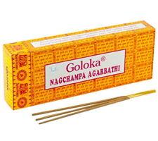 Goloka Nag Champa Agarbathi Incense Bulk Pack
