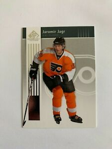 2011-12 SP Game Used #69 Jaromir Jagr - Philadelphia Flyers