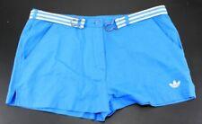 Shorts, bermuda e salopette da donna blu adidas in cotone