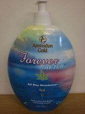Australian Gold Forever After tan extender hemp moisturiser with hemp 650ml pump