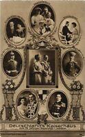 CPA AK Deutschlands Kaiserhaus GERMAN ROYALTY (867681)