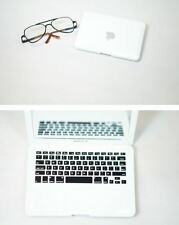 Idea Mini Macbook Air Mirror Plastic Laptop Macbook Makeup Mirror idea mirror