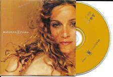 CD CARTONNE CARDSLEEVE 2T MADONNA FROZEN GERMANY 1998