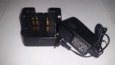 ORIGINAL VAC-20B Desktop Rapid Charger for Yaesu Vertex 2Way Radios cd47& pa43b