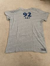 abercrombie and fitch mens t shirt large