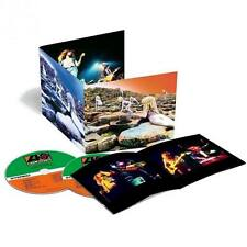 LED Zeppelin Houses of the Holy 2cd Deluxe Edition 2014 Robert Plant page * NEW