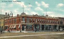 Huron,So.Dakota,3rd Street,First National Bank,Beadle County,Used,1910