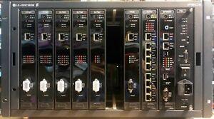 LG-ERICSSON IPECS-100/300/600 IP PABX w/ MFIM300 PRIM POE8 SLTM4 SLTM8 DTIM8