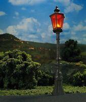 BUSCH 8620 Spur 0, G, 2 Oldtimer-Straßenlampen #NEU in OVP#
