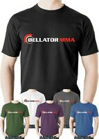 Bellator Fighting Championship T-Shirt MMA UFC BJJ Top Tee Clothing Tapout Fight
