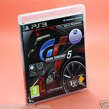 GRAN TURISMO 5 3D GT5 PS3 ITALIANO USATO