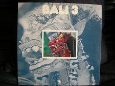 VINYL 33T – WORLD MUSIC MUSIQUE DU MONDE – BALI 3 – GILLES FRESNAY BUTTERFLY 71