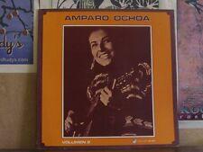 AMPARO OCHOA, VOLUMEN 2 - MEXICAN LP DP-1024