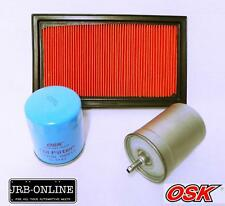 NISSAN 180SX 2.0L PETROL OIL Z442 AIR A360 FUEL Z201 FILTER SERVICE KIT 1991