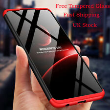 360° Protection Shockproof Case Cover For Xiaomi Redmi Note 9s Note 9 Pro Max