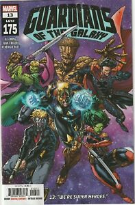 Guardians Of The Galaxy # 13 Cover A NM Marvel