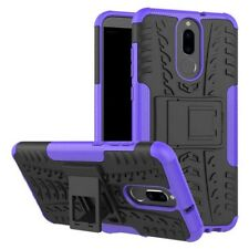 Hybrid Case 2 Pieces Outdoor Purple Pouch For Huawei Mate 10 Lite CCSE NEW