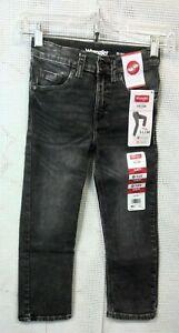 Wrangler Slim Fit Jeans w/ Adjust to Fit Waist (Boy's Size 5 Slim)