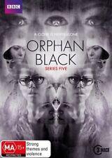 Orphan Black : Series 5 (DVD, 2017, 3-Disc Set)