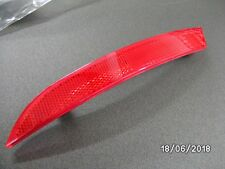 GENUINE SEAT IBIZA 3 DOOR 2009 - 2012 REAR BUMPER REFLECTOR LEFT 6J3945105