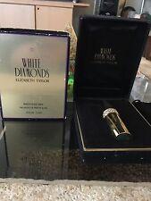 White Diamonds Elizabeth Taylor 7.5 ml refillable Parfum Purse Spray
