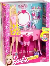 BARBIE Dressing Table, Chair, & More - ** GREAT GIFT **