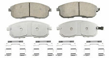 Advance QC430 Disc Brake Pad - ThermoQuiet, Front