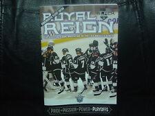 Los Angeles Kings 2010 Playoffs Commemorative Magazine