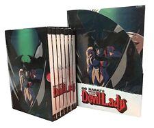 7 Dvd Box Cofanetto + Fascicoli **THE DEVIL LADY** di Go Nagai serie completa
