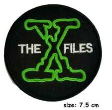 The X-Files Patch Iron/sew on Badge Alien X Files Badges I Want to Believe