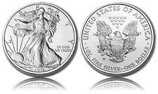 Nouveau 2011 AMERICAN SILVER EAGLE 1 oz (environ 28.35 g) Silver Bullion Coin