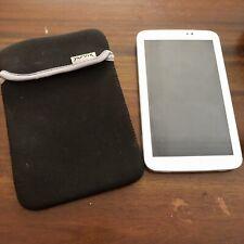 Samsung Galaxy Tab 2 - 7 pulgadas tablet-CE0168 Carcasa - 8GB-Blanco