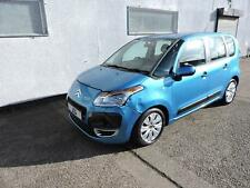 10 Citroen C3 Picasso 1.6HDi VTR+ Damaged Salvage Repairable Cat N