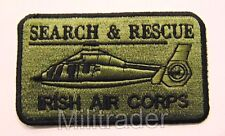 Ireland Irish Air Corps Search and Rescue Patch (/Subdued)