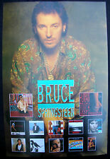 BRUCE SPRINGSTEEN Human Touch Lucky Town 1992 UK Promo Poster Mint- ORIGINAL!!!