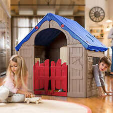 Keter Easy 2-step Foldable Kids Playhouse Indoor/Outdoor