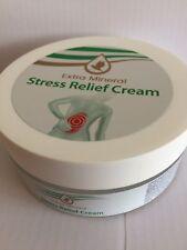 Stress Relief Cream - All Skin - 140 ml Dead Sea Minerals Beauty   Extra Mineral
