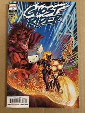 GHOST RIDER #3 FIRST PRINT MARVEL COMICS (2019)