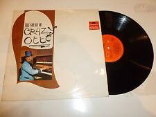 Crazy Otto-The Sound of Crazy Otto - 1963 UK 14-track vinyl LP
