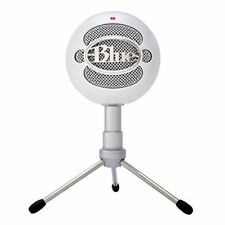 Blue Microphones Snowball Ice Condenser Microphone, Cardioid Musical Instruments