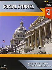 Houghton Mifflin Harcourt Core Skills Social Studies Grade 4