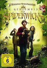 Die Geheimnisse der Spiderwicks von Mark Waters   DVD   Zustand gut