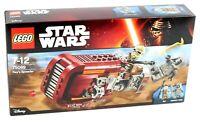 NEW LEGO STAR WARS REYS JAKKU SPEEDER 75099 SET - BNIB THE FORCE AWAKENS