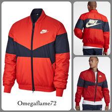 Nike Men's NSW Synthetic Filled GX Bomber Jacket Coat, AJ1020-634, Sz Medium